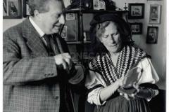 Carlo Levi, Servizio Lucania 1961 di Mario Carbone, Fondazione Carlo Levi