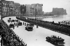 1938 Hitler in visita a Napoli