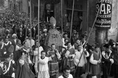 1952 processione di San Gennaro