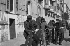 Anni'50 Pescatori in via Caracciolo