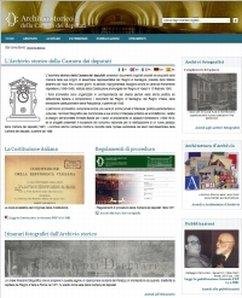 L 39 archivio storico della camera dei deputati online regesta for Camera dei deputati on line
