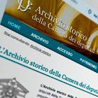 Gli archivi della Camera dei Deputati su xFea