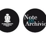 Note in Archivio, conservazione e condivisione