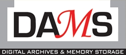 logo progetto europeo dams