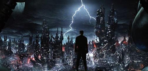 Matrix 3 - machine city