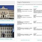 Il sito dell'Associazione Stampa Parlamentare
