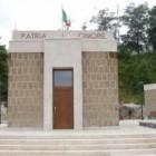 """Il mausoleo per il """"generale traditore Graziani"""""""