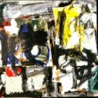 "Plurimo n. 7 ""Opposti"" di Emilio Vedova, 1962 - 1963"