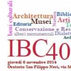 IBC 40 anni: un convegno su un'esperienza unica in Italia
