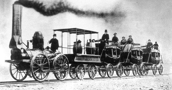 inizia la rivoluzione dei trasporti