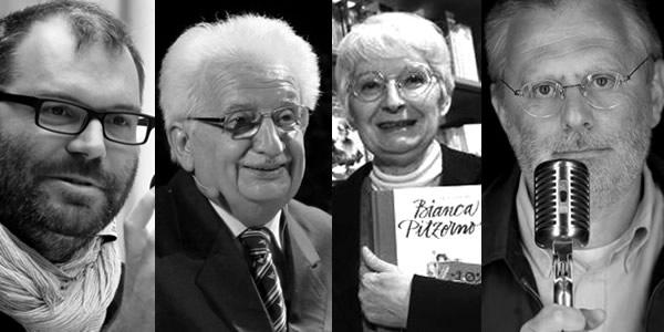 Matteo Corradini, Bruno Gambarotta, Bianca Pitzorno, Massimo Cirri