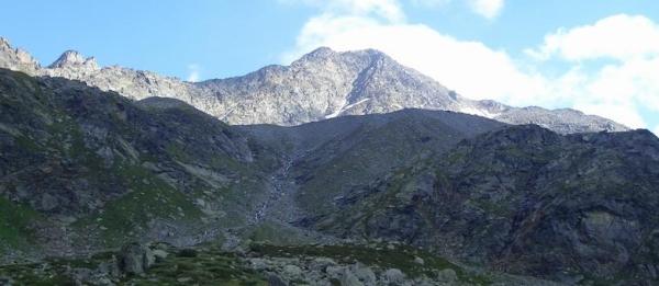 Valchiavenna, Pizzo Stella, 3163 m s.l.m.