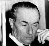 Ritratto di Enrico Mattei (foto di archivio)