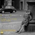 Mostra Arturo Zavattini fotografo. Viaggi e cinema, 1950-1960