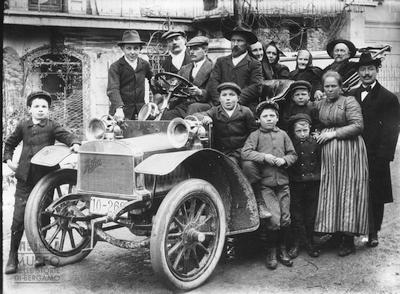 Museo delle storie di Bergamo, Archivio fotografico Sestini, Fondo Eugenio Goglio
