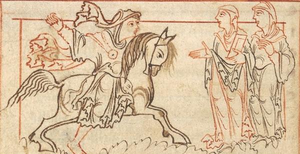 Prudentius, Psychomachia, British Library