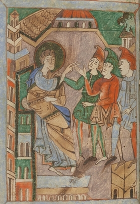 The Life and Miracles of St Nicholas Bibliothèque nationale de France