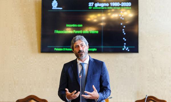 Il Presidente Fico su strage di Ustica